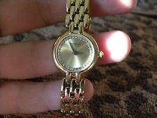 Vintage Raymond Weil Ladies Wrist Watch 290235