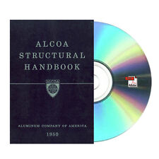 Alcoa structural handbook Aluminum Company Of America Book On CD