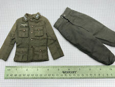 """1/6 Scale Clothing for 12"""" Figure Military WWII German Uniform mix 004"""