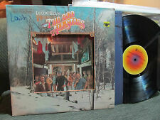 Levon Helm RCO All-Stars Self Titled die-cut LP 1977 PROMO the band booker t OOP