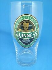 More details for 2 guinness st james gate dublin irish extra stout pub beer man cave pint glass