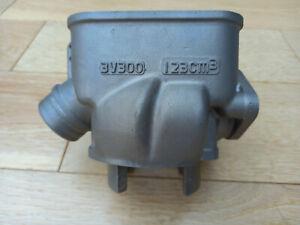 Replated Yamaha TZ125G Cylinder 3V3-11311-00 1980