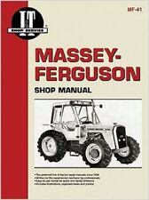 Massey-Ferguson Mf 670 690 698 Tractor Shop Service Repair Manual I&T Mf41 New