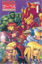 Marvel Mangaverse Vol. 1 by Benn Dunn (2002, Paperback)