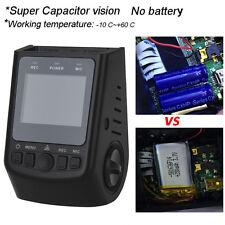 New Viofo A118C2 Super Capacitor Car Dash Dash Rocorder Camera Mini DVR HD 1080P