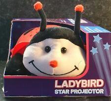 Star Bedroom light Projector Ladybird Night Light Gift