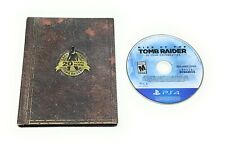 Rise of the Tomb Raider: 20 Year Celebration Ps4 Collectable Art Book Free Ship!