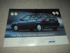 Fiat Tipo -  Advertisement