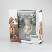 Revoltech TED 2 Movie Revo Series No.006 Ted PVC Action Figure New In Box