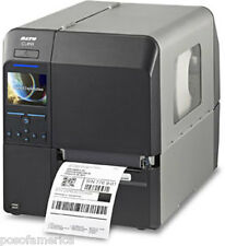 Sato CL408NX Thermal Label Printer Serial/Par/USB/ETH/BT 203 DPI  NEW