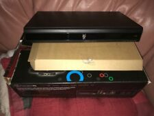 Used Black TiVo Dvr with remote and cable