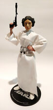 """2007 Sideshow Toys 1/6 12"""" Star Wars New Hope Princess Leia Figure Carrie Fisher"""