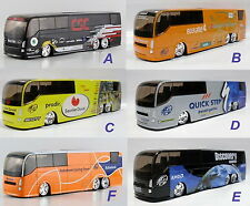Classic Tour De France IPCT Commemorative Edition Bus Model Toy Gift X1PC