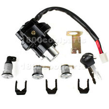 6 Wire Key Ignition Switch Set Scooter Moped GY6 150cc 250cc MC-54