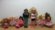 MES-26568  Barbie 9 St. Puppen guter Zustand,gebraucht,
