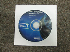 2003-2 BMW a Bordo Sistema di Navigazione Sud-Est CD DVD Oem Factory