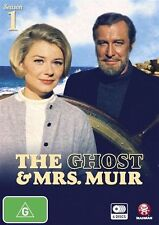 The Ghost & and Mrs. Muir : Season 1 (DVD, 4-Disc Set) BRAND NEW SEALED