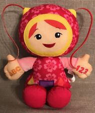 Team Umizoomi Talking Singing ABC Shapes 123 Millie Plush