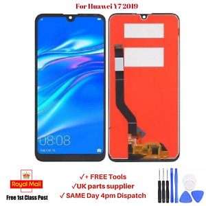 Display For Huawei Y7 2019 DUB-LX1 LCD Touch Screen Digitizer Replacement