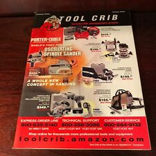Tool Crib Catalog - Holiday 2000