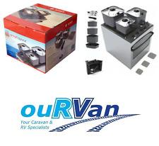 SMART SPACE CARAVAN CAMPING SMARTSPACE SAVER POT AND PAN SET WITH LIDS 040367