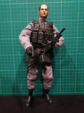 """HM ARMED FORCES 10"""" Soldier Army ENEMY TERRORIST Action Figure Rare HTF"""