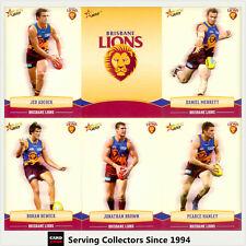 2013 Select AFL Champions Trading Cards Base Team Set Brisbane(12)