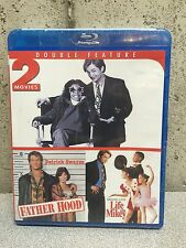 Father Hood & Life with Mikey Blu-ray double feature 2 comedy movies NEW!