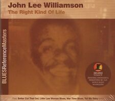 JOHN LEE WILLIAMSON The Right Kind of Life CD ALBUM  NEW - STILL SEALED