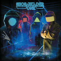 SHOBALEADER ONE Elektrac (2016) 11-track CD album NEW/SEALED