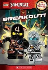 Breakout (LEGO Ninjago: Chapter Book): By West, Tracey
