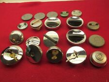 NOS NORS LOT OF 20 GAS CAPS CHEVY FORD CHRYSLER AMC OLDS PONTIAC BUICK CADILLAC