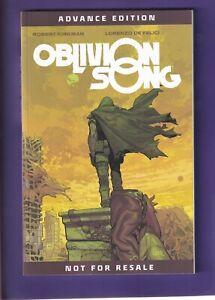 OBLIVION SONG ADVANCED EDITION TRADE PAPERBACK PREVIEW RETAILER VOL 1 KIRKMAN