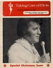 Elvis Presley Fan Club Magazine Dec/Jan 1980