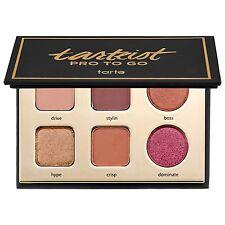 NIB  tarte Tarteist Pro To Go Amazonian Clay Palette Eyeshadow!