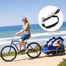 Bike Trailer Baby Pet Coupler Hitch Linker Connector Attachment Universal AUS