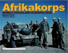 Book - Afrikakorps: Rommel's Tropical Army in Original Color