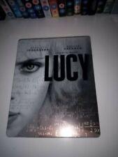Lucy Steelbook - Blu Ray