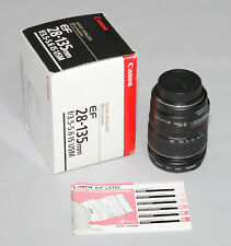 Canon EF 28 mm -135 mm f/3.5-5.6 IS USM