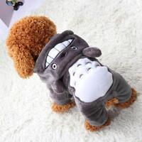 Perro Capucha Disfraz Ropa Mascota Chaqueta Gato Cachorro Abrigo Invierno 30cm