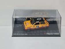 Renault 5 Alpine - Rally Monte-Carlo 1978 - Rally Collection - 1:43 1/43 1-43