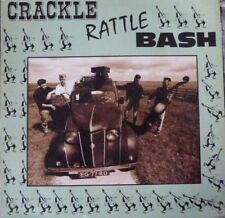 CRACKLE RATTLE BASH LP  1988 DUTCH NEO ROCKABILLY
