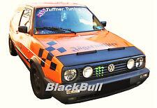 Haubenbra VW Golf 2  Car Bra Steinschlagschutz Automaske Tuning & Styling