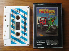 The Official Frogger – Atari 2600 Starpath SuperCharger cassette ~ SEGA (PAL)