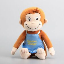 The Curious George Monkey Stuffed Animal Plush Doll Toy 12'' Teddy Kids Gift