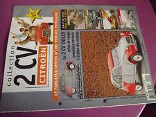 14µ?  Revue Collection 2 CV Citroen n°115 2CV Bijou Racing / Nemo / G.Verrier