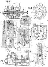 Bosch Einspritzpumpen Technik und Zubehör auf 1674 Seiten