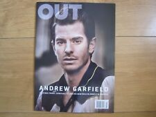 OUT MAGAZINE Andrew Garfield New.