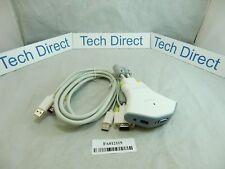 Belkin F1DK102U 2 Port USB KVM Switch With Built in 6ft Cables
