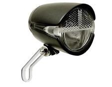LED Fahrradscheinwerfer f. Nabendynamo mit USB Anschluß Senso Plus Tagfahrlicht